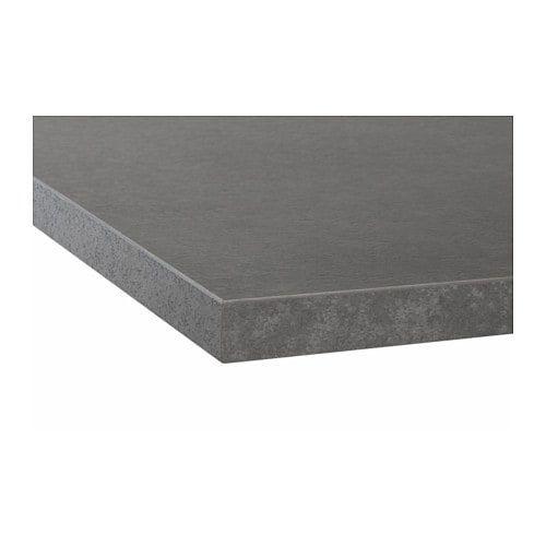 Ikea Ekbacken Worktop 25 Year Guarantee Read About The Terms In The Guarantee Brochure Laminate Countertops Diy Concrete Countertops Countertops