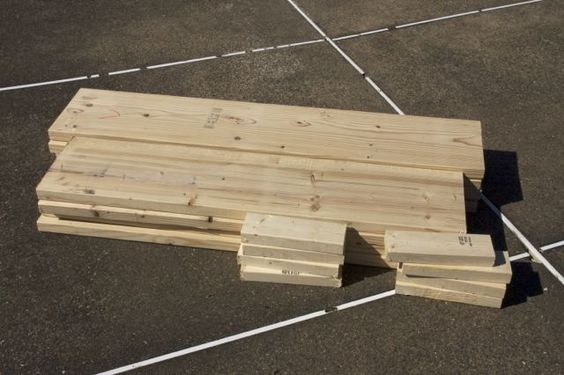 How to Make a Wooden Raised Bed frame