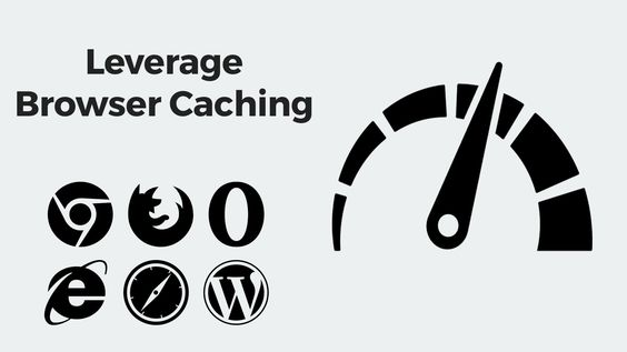 browser caching - how to resolve how to get good website speed score