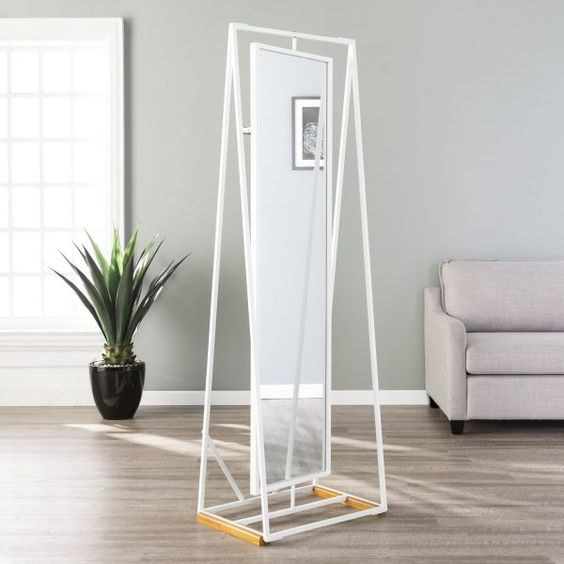 51 Full Length Mirrors to Flatter Your Decor and Your Outfits