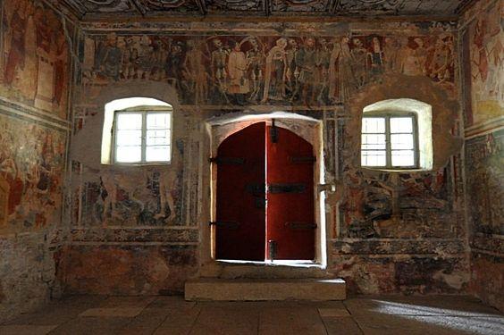 Crkva sv. Marije na Škrilinama: