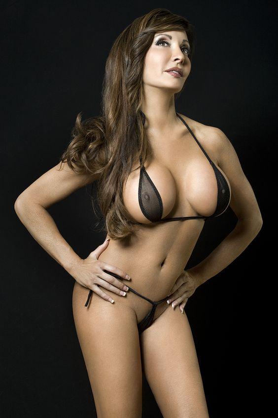 Itty bitty bikini hotties aids should