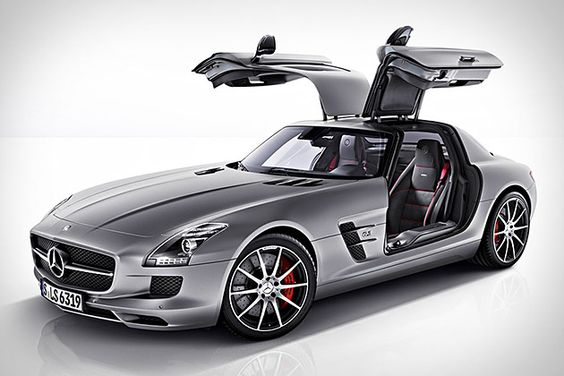 2013 Mercedes-Benz SLS AMG GT ($TBA) bests its predecessor by 20 hp thanks to additional tuning of the 6.2L V8, making it a tenth quicker in the sprint from 0-60 mph — it now takes just 3.6 seconds — and also features new AMG Adaptive Performance Suspension, new, optional designo style interior packages featuring the highest-end leather upholstery with contrast stitching and diamond quilt details, and the same, rock-solid AMG Speedshift seven-speed dual-clutch transmission