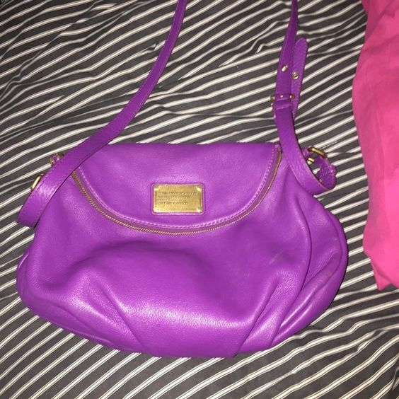 Marc Jacobs Natasha Bag! Good condition! Beautiful color my absolute favorite bag:( but needs new home ...$190 on Mercari Marc Jacobs Bags Crossbody Bags