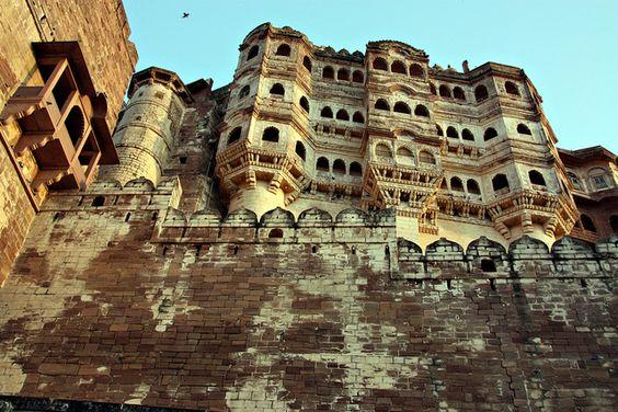 nice: Largest Forts, India October, Jodhpur India, Flickr Photo, Larpoon Flickr, October 2009