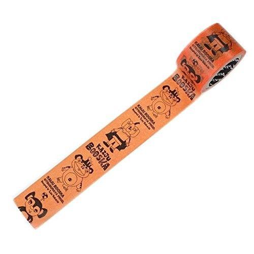 Takuyoshimizuマスキングテープ30mm Tymk1005快獣ブースカ マスキングテープ マステ 和紙