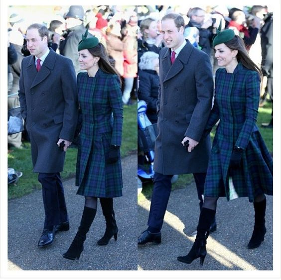 Kate Middleton annual Christmas service