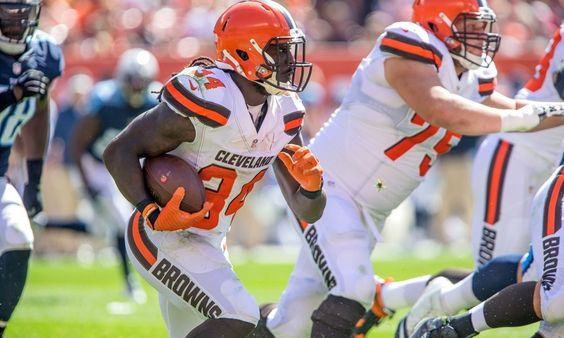 Cleveland Police chime in on Crowell, could pull officers from games = With Cleveland Browns' running back Isaiah Crowell currently finding himself in some hot water, the Cleveland Police Department has now offered their two cents as well.  The president of the Cleveland Police.....
