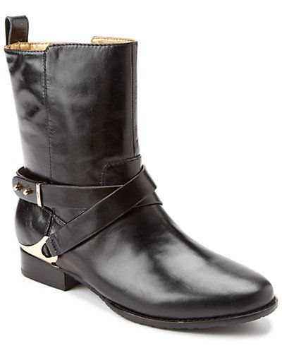 """Some of you have to get in on this: Elaine Turner """"Rowan"""" Leather Boot"""
