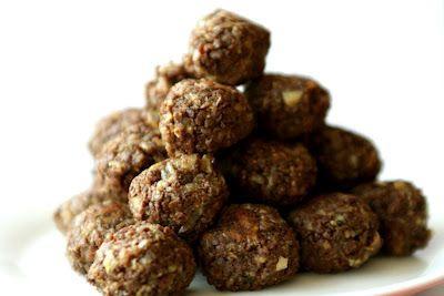 hCG P2 Mediterranean Meatballs