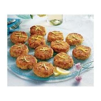 Catfish Cakes. Gonna try 'em!
