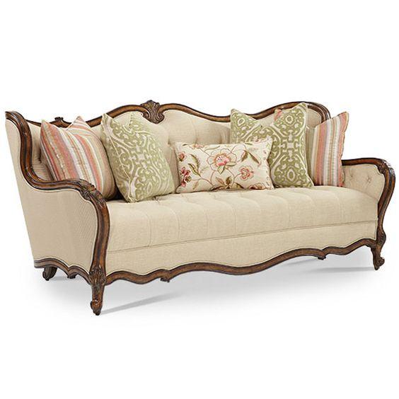 Classic Living Sofa Design KKS 004 Living Room Furniture - barock mobel versailles sofa