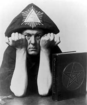 aleister crowley the most evil man in the world Compared at one point to sir richard burton, and on the other hand referred to as the most evil man in the world, crowley is best known today as the author of the twentieth century's most .
