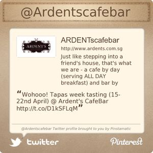 tweet with us
