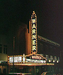 Warner Theatre - Torrington, Connecticut - beautiful, restored art deco theater with fabulous shows and musicals