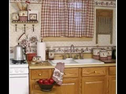 Get To Know About The Kitchen Curtain Ideas Yonohomedesign Com In 2020 Country Kitchen Curtains Country Kitchen Kitchen Curtains