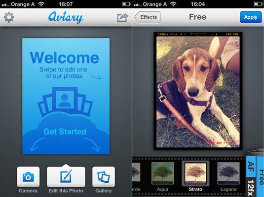 aviary photo editor software