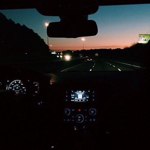 Night Driving Night Aesthetic Late Night Drives Driving Photography