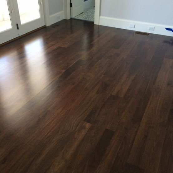 Walnut 3 4 X 7 S B 1 8 Feet Long Unfinished Solid Hardwood Flooring Weshipfloors Floor Flooring Solid Hardwood Floors Hardwood Floors