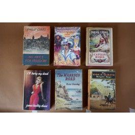 1950s Books - Pedlars Friday Vintage