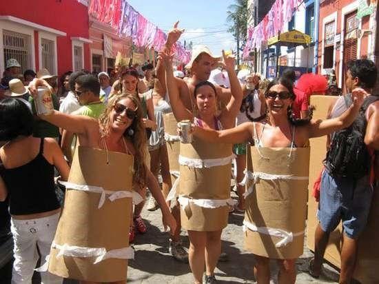 Precisa de ideias para a sua fantasia de carnaval? Veja 25 opções criativas - Mega Curioso
