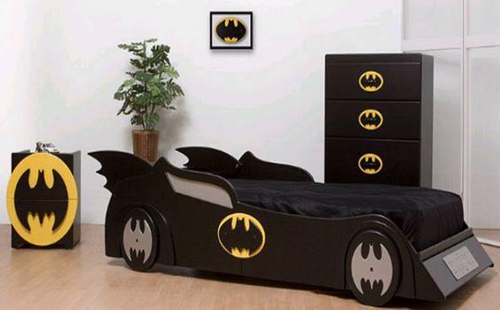 diy batmobile bed 2
