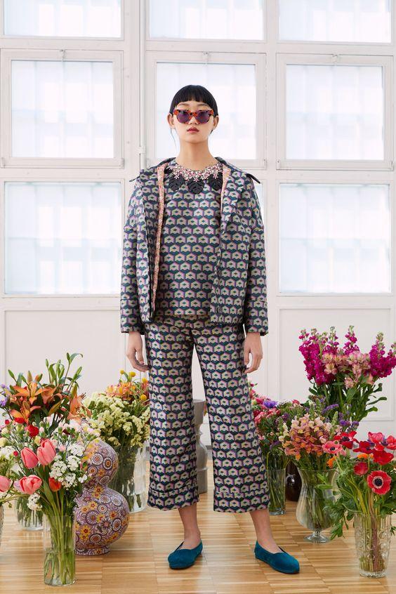 La DoubleJ Fall 2018 Ready-to-Wear Fashion Show Collection