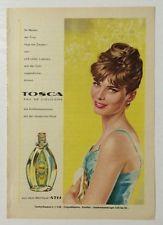 Werbung ca A5: 4711 Tosca  1961 (11101444)