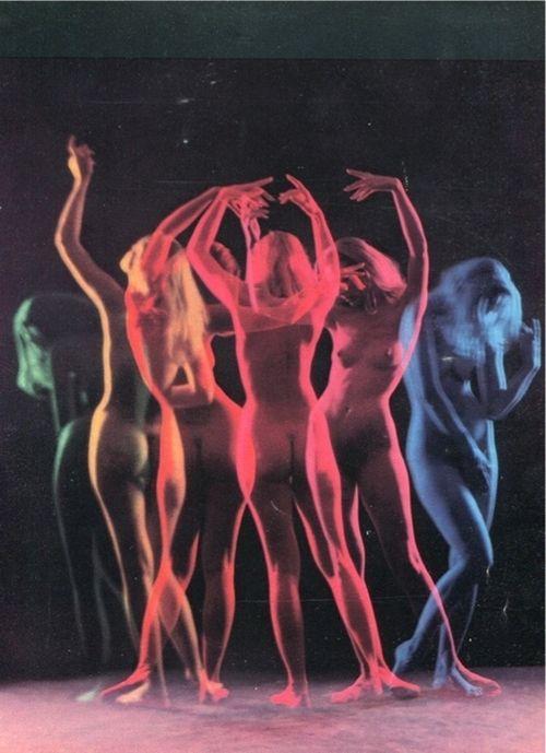 Fernand Fonssagrives - Dance movement, 1950s