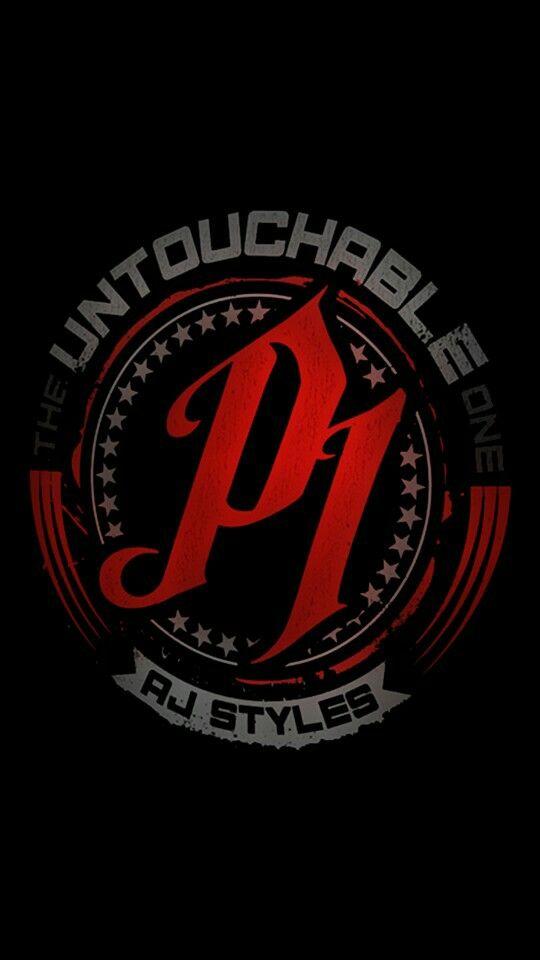 Aj Styles Logo Aj Styles Aj Styles Wwe Wwe Wallpapers