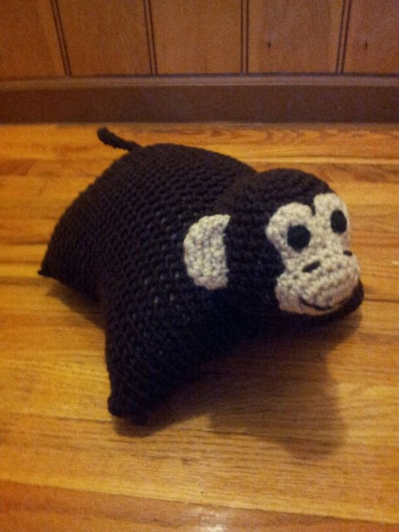 Pillow Pet Monkey
