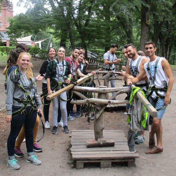Adventure weekend in #Berlin 🇩🇪⛰🗺👭👬   ➡️Share your #studyabroad pictures using #SMLmatka ⬅️  📸 Follow us on Instagram: @studymorelanguages  #kielimatka #kielikurssi #SMLmatka  #språkresa #kielimatkat #germancourses #study  #sml #suomi #finland  #student #students #studyabroad #travel  #germany #adventure