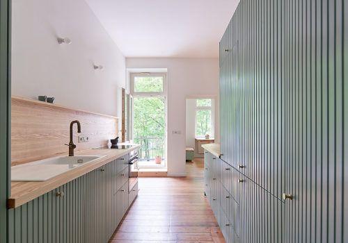 Apartment Leipzig 2018 Ko Ok Architektur Minimalistische Einrichtung Architektur Turzargen