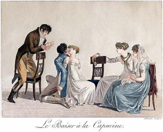 Regency parlor game -: