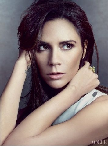 Victoria Beckham: The Victoria Line  by Hamish Bowles | photographed by Craig McDean