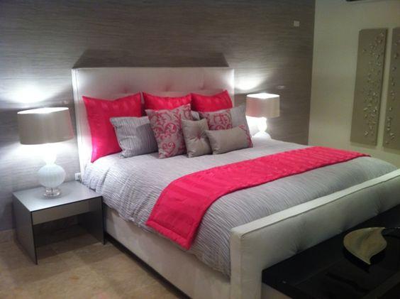 Ropa de cama cortinas de ba o coordinados cojines for El universo del hogar ropa de cama