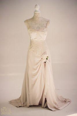 Royal Couture: Bridal Couture - El vestido de novia de Roser