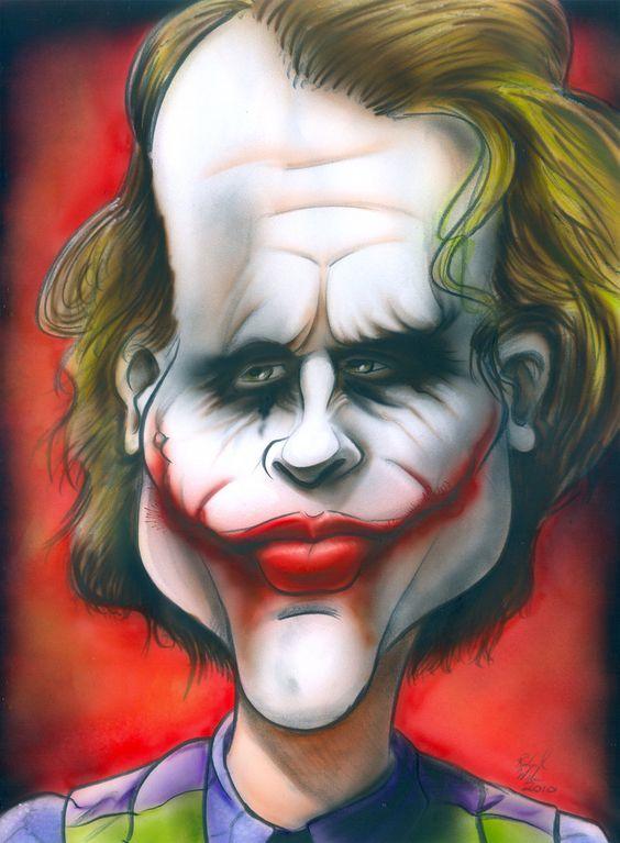 The Joker by rkw0021.deviantart.com