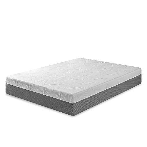 Excellent 12 Inch Eco Sense Bio Memory Foam Mattress Perfect Medium Support Naturally Hypoallergenic Allergens Fre Memory Foam Mattress Memory Foam Mattress