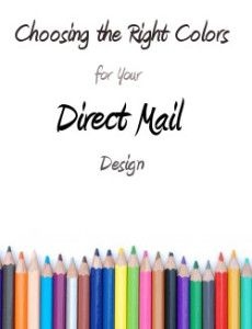 When marketers start to think about the overall design and layout of their direct mail campaign, they should also spend time focusing on color. Choosing the right colors for your direct mail design can make all the difference in how your recipients interact with your campaign! Here are a few tips to get started.