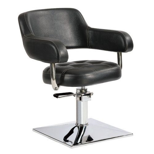 All Purpose Barber Shop Hydraulic Swivel Hair Styling Chairs Hairdressing Equipment Beauty Spa Equipment H Chair Style Cheap Salon Chairs Salon Chairs For Sale