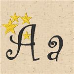 CinDes Embroidery Designs - Free Alphas