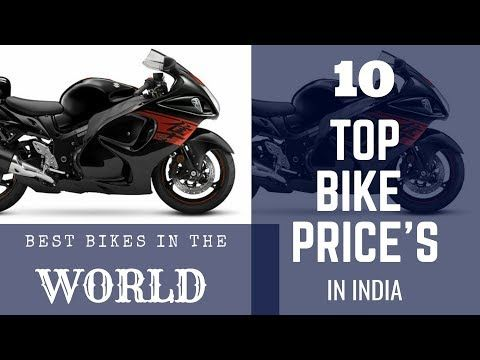 Top 10 Best Bike S The Best Bike S In The World Price In India