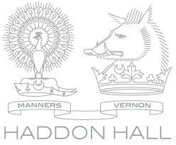 Afbeeldingsresultaat voor haddon hall: