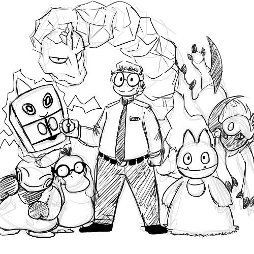 Fritz Smith Pokemon