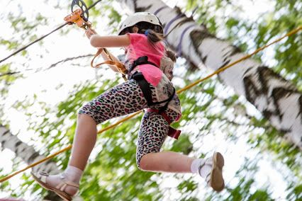 Summer just got better up on the Breckenridge Mountain with ziplines, canopy tours, interactive learning, vista points, and more!