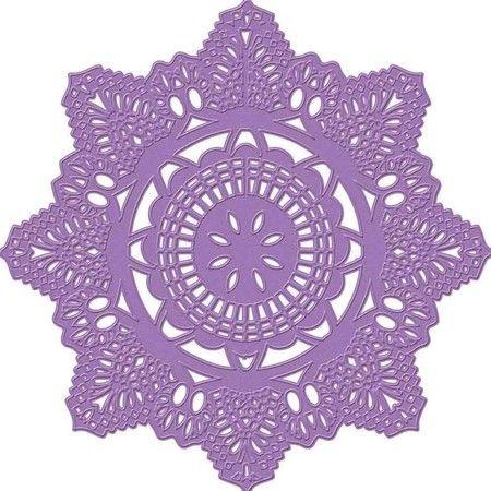 Prima - Dies - Crochet Doily: