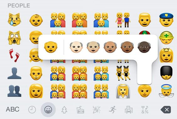 Based on recent reports, a great number of marketers and advertisers are jumping on the emoji bandwagon.