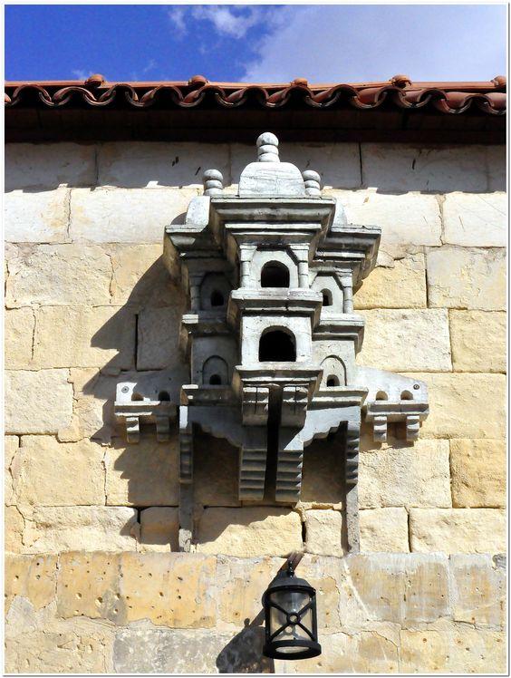 Las casas de pájaros de Mardin, Turquía
