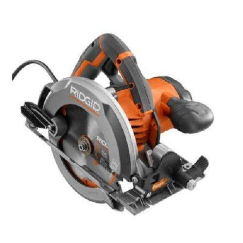Ridgid Zrr3204 12 Amp 6 1 2 In Fuego Magnesium Compact Framing Saw Certified Refurbished Compact Circular Saw Circular Saw Best Cordless Circular Saw